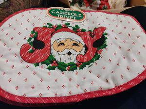 Holiday Casserole Trivet for Sale in Indianapolis, IN