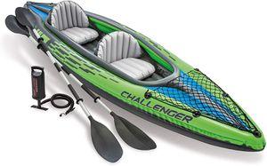 Intex Challenger K2 Kayak for Sale in Fremont, CA