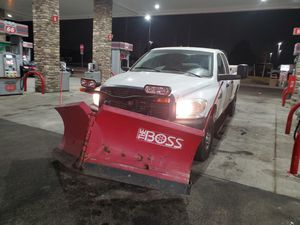 Dodge Ram 2500 2009 boss V plow for Sale in Denver, CO
