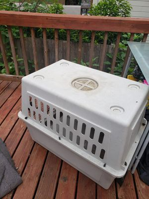 "Large Dog crate. 20 x 26 x 33"" Good condition. for Sale in Portland, OR"