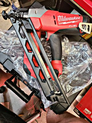 Milwaukee M18 FUEL 15g Finish Nailer NEW for Sale in Chandler, AZ