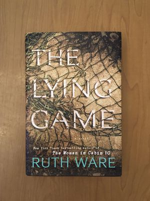 The Lying Game by Ruth Ware (First Edition Hardback) for Sale in Tulsa, OK