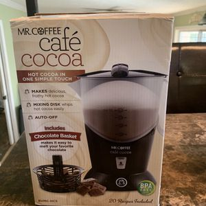 Mr Coffee cafe Cocoa Hot Chocolate Maker for Sale in St. Petersburg, FL