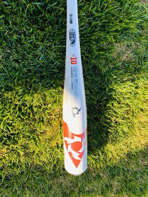 2020 DeMarini Voodoo One USSSA Baseball Bat -10 for Sale in Phoenix, AZ