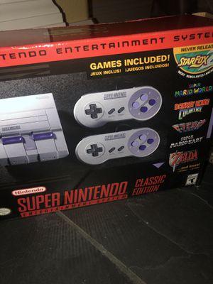 Super Nintendo for Sale in Gresham, OR