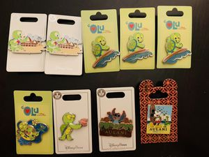 Disney Aulani Trading Pins for Sale in Vacaville, CA