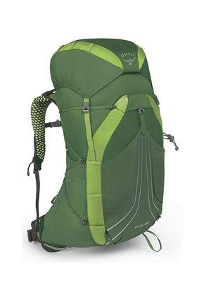 Osprey Exos 58 Thru-Hiking Backpack Hiking Ultralight Tunnel Green Sz Large NWT for Sale in San Jose, CA