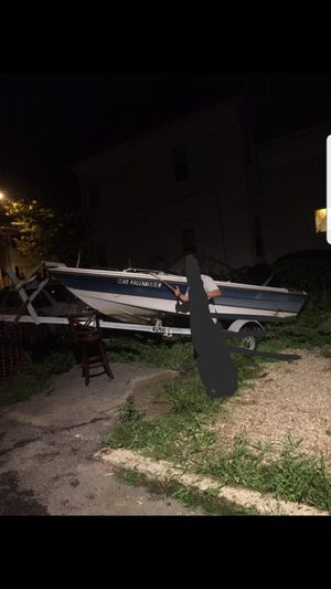 Boat and I also trade for Sale in Boston, MA