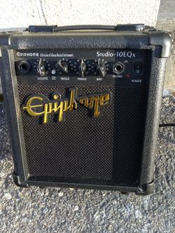 Small Guitar Amplifier for Sale in Arlington,  VA