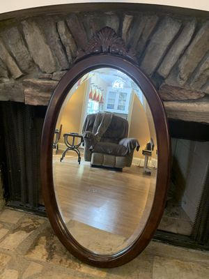 Large Bombay mirror for Sale in Hoschton, GA