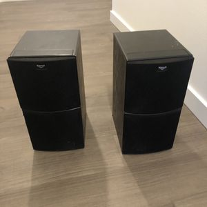 Klipsch Icon V VB-15 Bookshelf Speakers for Sale in Seattle, WA