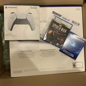 Ps5 Costco Bundle Play Station 5 for Sale in Los Angeles, CA