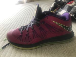 Lebrons size 10.5 for Sale in Leesburg, VA