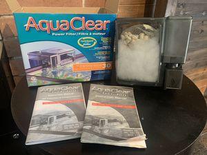 AquaClear 30 aquarium filter for Sale in Edmonds, WA