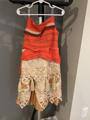 Moana dress for Sale in Federal Way, WA