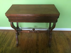 Antique game table for Sale in Nashville, TN