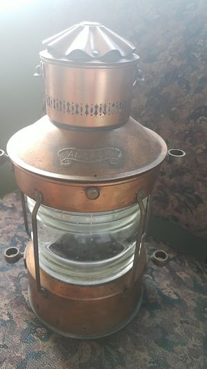 Anchor antique Lantern for Sale in Mountain View, HI