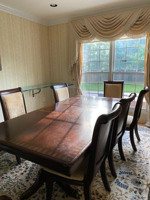 Fine dining table for Sale in Vienna, VA