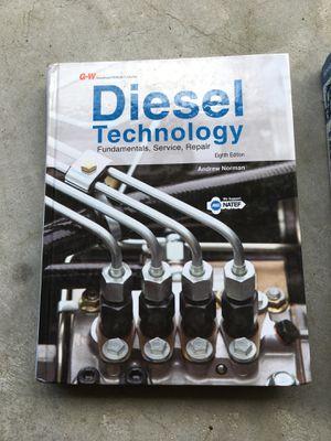 Diesel mechanic textbooks for Sale in Kissimmee, FL
