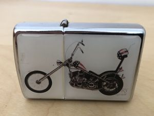 Motorcycle Zippo Style Lighter for Sale in Glenview, IL