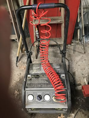 Air compressor with hose for Sale in Maidsville, WV