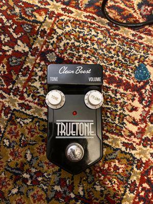 Truetone clean boost for Sale in Long Beach, CA