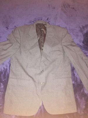 Burberry tuxedo coat size L for Sale in El Paso, TX