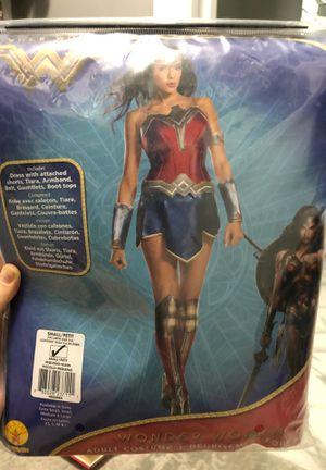 Wonder Woman costume for Sale in Boca Raton, FL