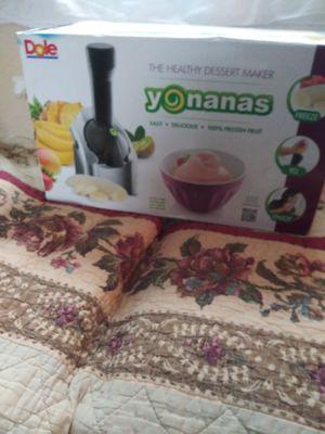 Yonannas frozen fruit maker for Sale in Greenwood, IN