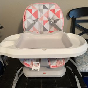 Fisher Price Space Saver High Chair for Sale in Lewisville, TX