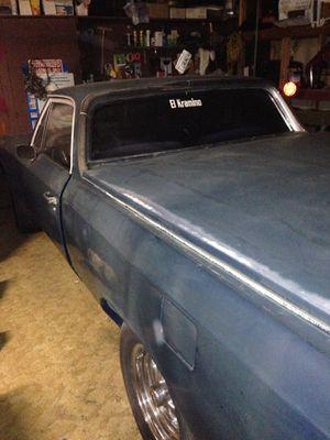 67 Chevy El Camino for Sale in Covina, CA