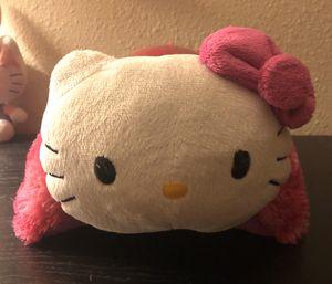 Light up hello kitty pillow pet for Sale in Lorton, VA