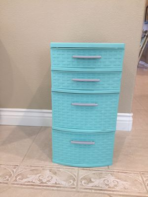Plastic Drawer Organizer for Sale in Moapa, NV