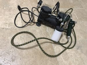 DA400T airbrush for tanning or painting for Sale in Pembroke Pines, FL