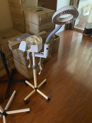 Facial steamer and Maglamp combo for Sale in Phoenix, AZ