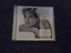 Diana Princess of Wales Tribute 2 CD Set for Sale in El Paso, TX