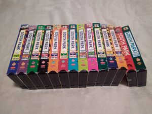 South Park VHS Tapes for Sale in Pasco, WA