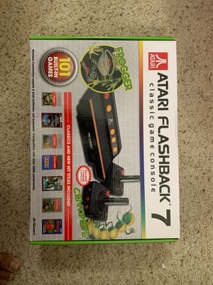Atari Flashback 7; Classic Game Console for Sale in Anchorage, AK