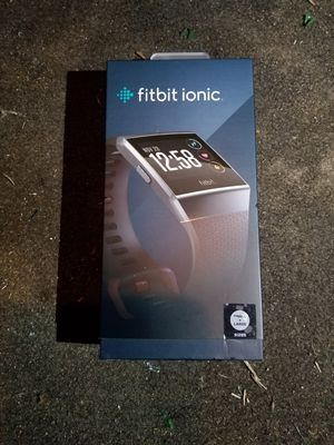 Fitbit Ionic for Sale in Fontana, CA