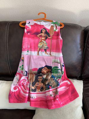 Moana dress for Sale in Orlando, FL
