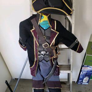 Costco pirate Costume 5/6 for Sale in Visalia, CA