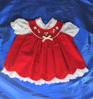 Baby holiday dress for Sale in Bolingbrook, IL