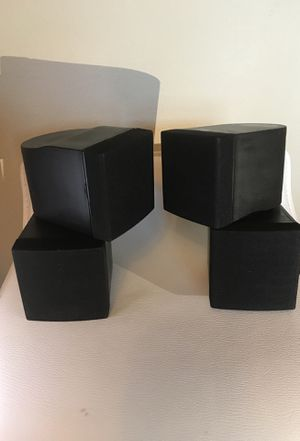 Cube speakers for Sale in Renton, WA