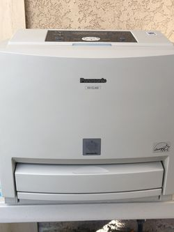 PRINTER COLOR LASER PANASONIC - KX-CL400 - IN GOOD CONDITION - NEED PC- BLACK REPLACE - SOLD AS IS for Sale in Stanton,  CA