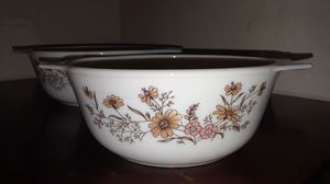 Set of Pyrex bowls like new never used. for Sale in Hesperia, CA