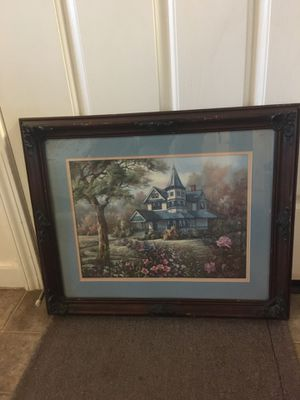Beautiful Victorian wall pictures for Sale in Riverside, CA