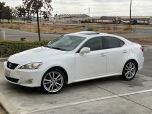 2007 Lexus is250 for Sale in Fresno, CA