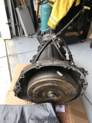 1998 Jeep Grand Cherokee transmission for Sale in Manteca, CA