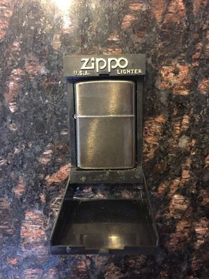 Zippo Lighter (approx. 30 yrs old; barely used) (7th Street & 101) for Sale in Phoenix, AZ
