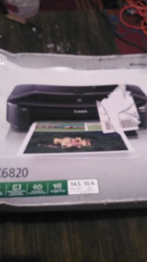 Canon wireless inkjet printer for Sale in Memphis, TN